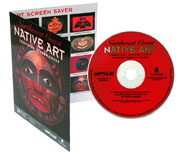 Native Art Cover